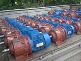Мотор-редуктор 3МП-63-5,6-0,55 Украина Мотор-редуктор планетарный 3МП-50, фото 5