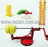 Картофелечисткой со спиральной нарезкой Spiral Potato Slicer