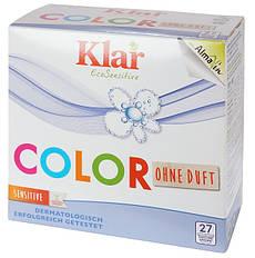 Акція -30% Стиральный порошок цвет Klar1,375кг