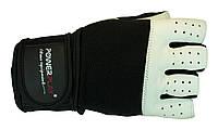 Перчатки повышенной прочности с двойным швом. Белый, фото 1