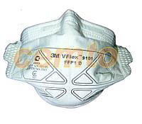 Респиратор противопылевой 3M  VFlex 9101 FFP1 NR D респіратор протипиловий 3М ЗМ, фото 1
