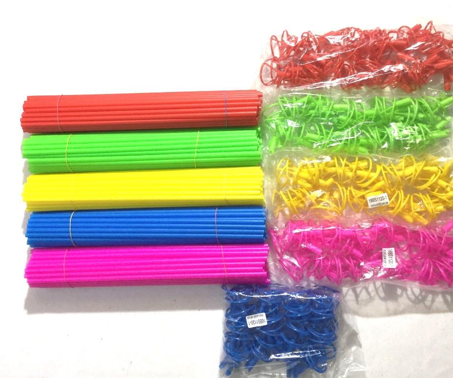 Палочки для фольгированных шаров d=4,5см,