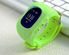 Дитячі годинник з GPS трекером Smart Baby Watch GPS Q50