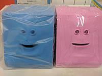 Копилка жующая FACE BANK отличный подарок для  детей  и  взрослых, фото 1