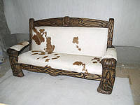Диван под старину, авторская мебель