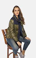 Женская зелёная куртка MR520 MR 202 2939 0219 Olive