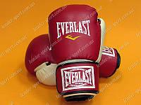Боксерские перчатки Everlast 10oz стрейч