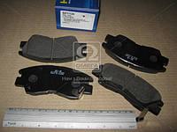 Колодка торм. MITSUBISHI PAJERO 2.5, 2.6GL,GLS, 3.0 V6 -89 передн. (пр-во SANGSIN) SP1135