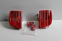 Фонари в задний бампер диодные для Toyota Land Cruiser 200 07-
