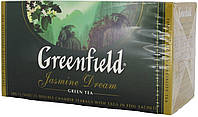 "Чай зелений Greenfield ""ЖасмінДрім"" 624 2г*25 картон 50гр."