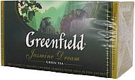 """Чай зеленый Greenfield """"ЖасмінДрім"""" 2г*25п."""
