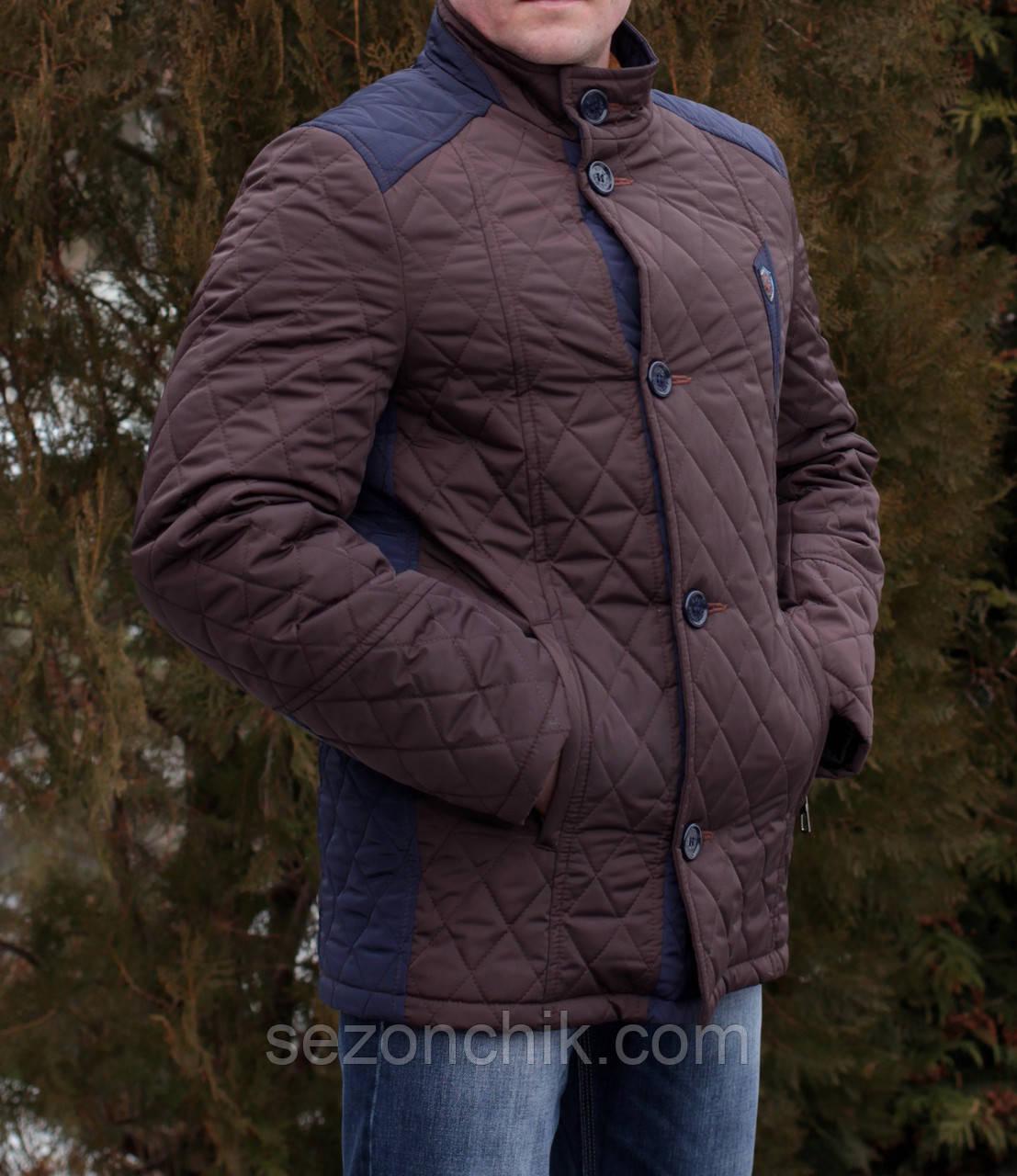 Весенняя мужская куртка модная новинка