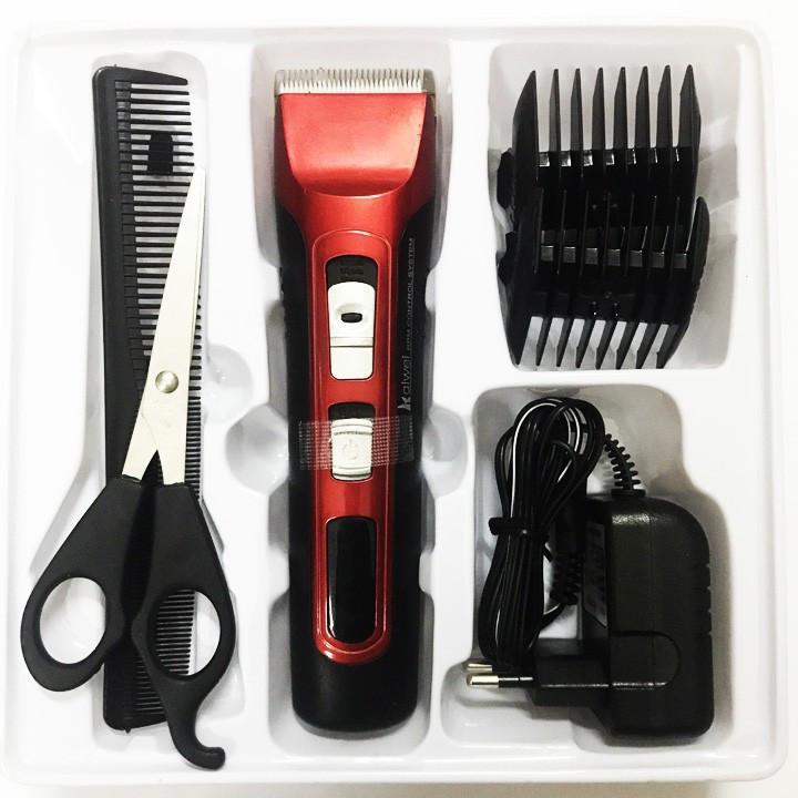 Машинка для стрижки волос Kaiwei Z-301 аккумуляторная