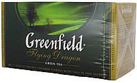 "Чай зеленый Greenfield ""ФлайнДрагон"" 1.5г*25п."