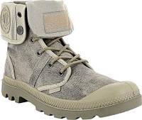 Мужские ботинки Palladium Pallabrouse BGY Ankle Boot French Metal Forged  Iron Waxy Canvas 8b35a40dfc184