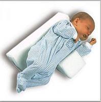 Подушка - ограничитель - позиционер  для детей Womar велюр