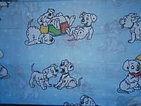 Детский поликоттоновый постельный комплект в кроватку