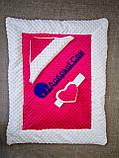 Зимний конверт-одеяло на выписку для девочки, фото 3
