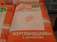 Качественный цемент  ЕВРО ПЦ II/ Б Ш-400 (50кг) с доставкой по Днепропетровску, фото 1