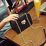 Сумка женская Monroe black, фото 4