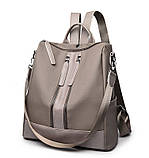 Рюкзак городской женский Valeri gray, фото 2