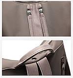 Рюкзак городской женский Valeri gray, фото 7