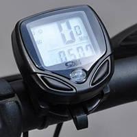 SunDing Велосипедный спидометр одометр таймер борт компьютер Спидометр для велосипеда