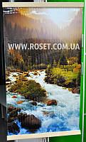 Настенный обогреватель пленочный Стандарт Горная река 100 х 57 см 400W, фото 1