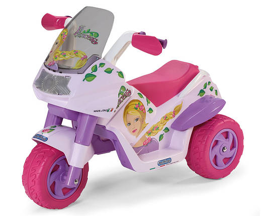 Детский трицыкл RAIDER Princess, дитячий мотоцикл, детский мотоцикл MOTOR RAIDER PRINCESS, фото 2