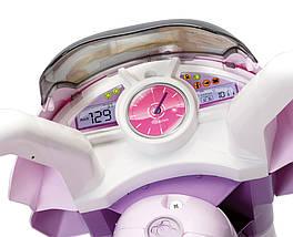 Детский трицыкл RAIDER Princess, дитячий мотоцикл, детский мотоцикл MOTOR RAIDER PRINCESS, фото 3