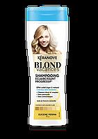 КЕРАНОВ Keranove БЛОНД ВАКАНС  Blond Vacances  Шампунь для Осветления натуральных волос
