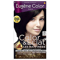 ЭЖЕН КОЛОР  Eugene Color Стойкая Крем-краска для волос №23 Брюнет Интенсивный