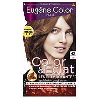 ЭЖЕН КОЛОР  Eugene Color Стойкая Крем-краска для волос №43 Медный