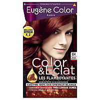 ЭЖЕН КОЛОР  Eugene Color Стойкая Крем-краска для волос №64 Красный Яркий