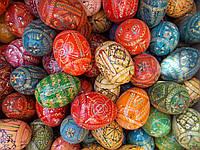 Яйца декоративные