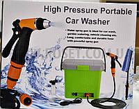 Портативная автомобильная мойка высокого давления - High Pressure Portable Car Wash, фото 1