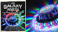 Световое диско-колесо (лампа) Led Galaxy Wheel 360, фото 1