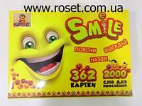 Настольная игра Smile Bombat Game (СМАЙЛ - на украинском языке), фото 1