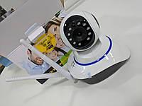 Беспроводная поворотная IP-камера видеонаблюдения UKC 6030B