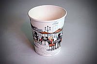 Одноразовый Бумажный стакан 180 мл.