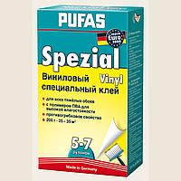 Клей обойный PUFAS EURO 3000  специальный виниловый 200г , фото 1