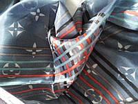 Шарф шелковый Louis Vuitton