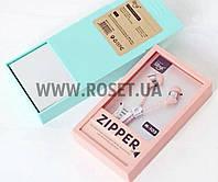 Наушники на молнии SIbyl Zipper Earphones M-105, фото 1