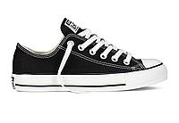 Кеды Converse All Star - Черные низкие