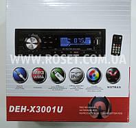 Автомагнитола - Pioneer DEH-X3001U + пульт ДУ, фото 1