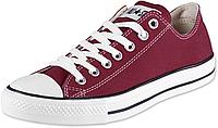 Кеды Converse All Star - Red Vine низкие