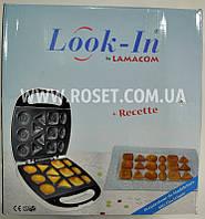 Прибор для выпечки печенья - Look-in Lamacom (Мадлен)