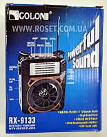Проигрыватель переносной - Golon RX-9133 MP3 USB SD FM FlashLight, фото 1
