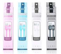 Кабель Micro «Remax (RC - 029m) Breathe» - 1m - Mix Color
