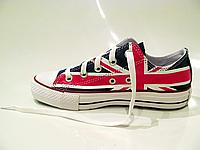 Кеды Converse All Star - Red Navy